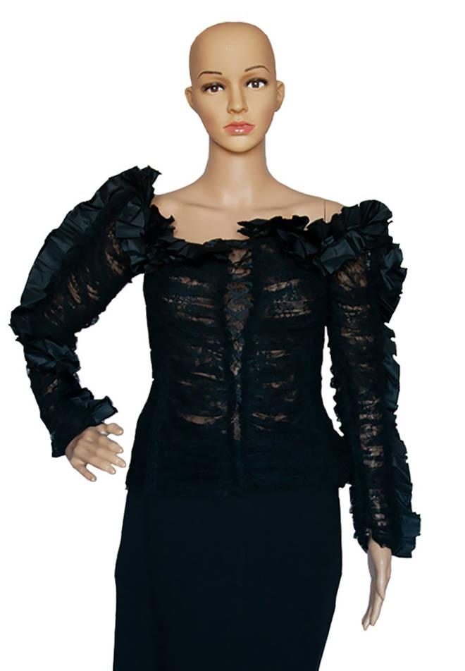 Roberto Cavalli dress.
