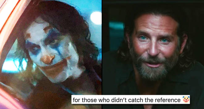 The Joker movie, Jackson Maine in A Star Is Born.