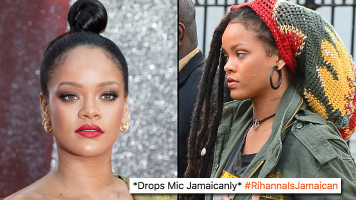 Jamaica is trying to 'steal' Rihanna from Barbados and the memes are amazing