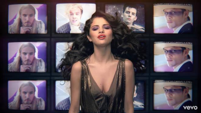 Selena Gomez Timothy Granaderos