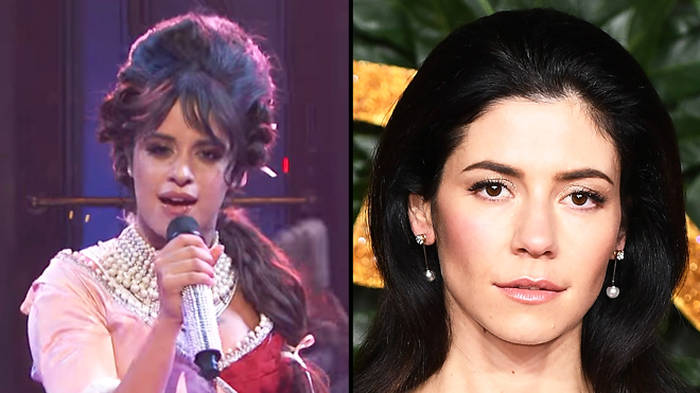 "Camila Cabello accused of ""ripping off"" MARINA with 'Liar' and 'Cry for Me'"