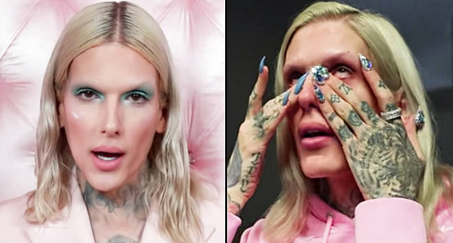 Jeffree Star YouTube video.