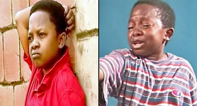 Osita Iheme and Chinedu Ikedieze.
