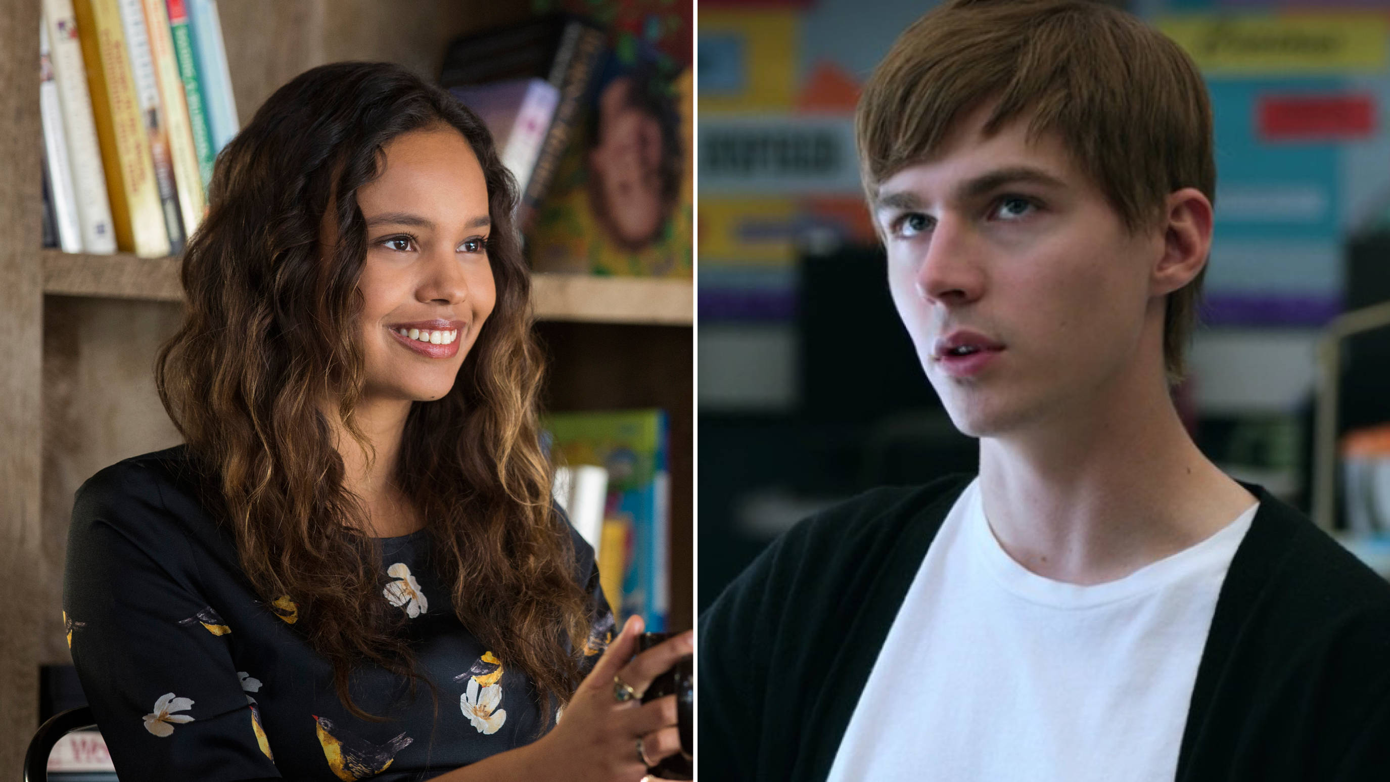 13 Reasons Why How Old Are The Cast Popbuzz
