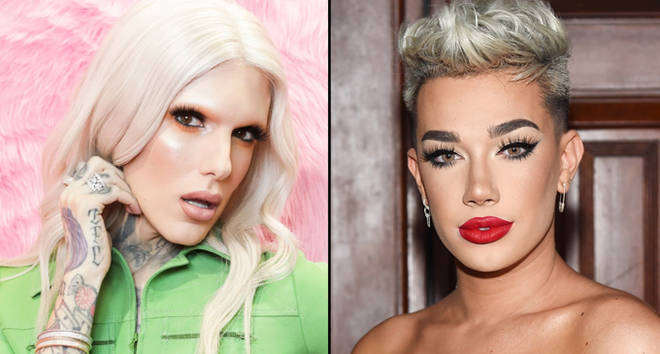 Jeffree Star poses for photos at Cosmoprof, James Charles attends the Marc Jacobs Spring 2020 Runway Show.