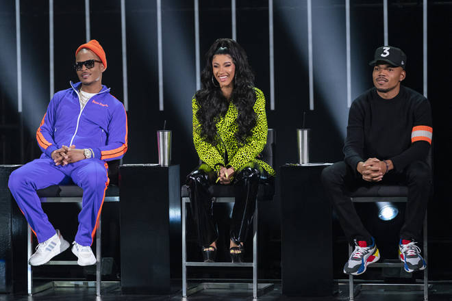 T.I. Cardi B, Chance the Rapper