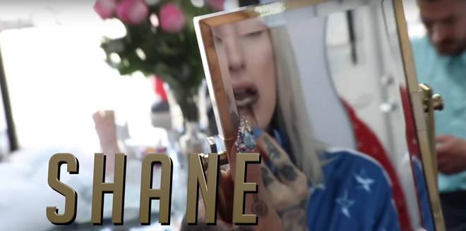 Shane Dawson conspiracy liquid lipsticks