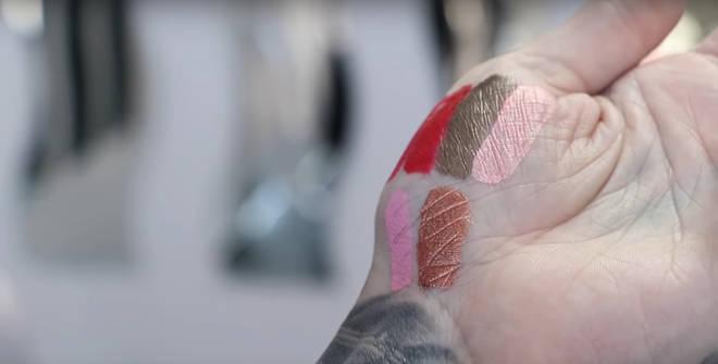Shane Dawson Conspiracy liquid lipstick colours