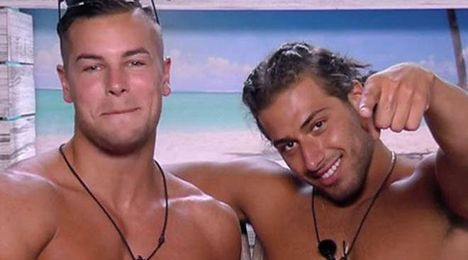 Chris and Kem Love Island Return