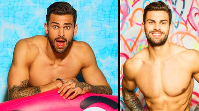 Love Island Adam Collard
