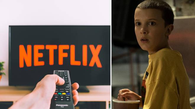 Netflix request