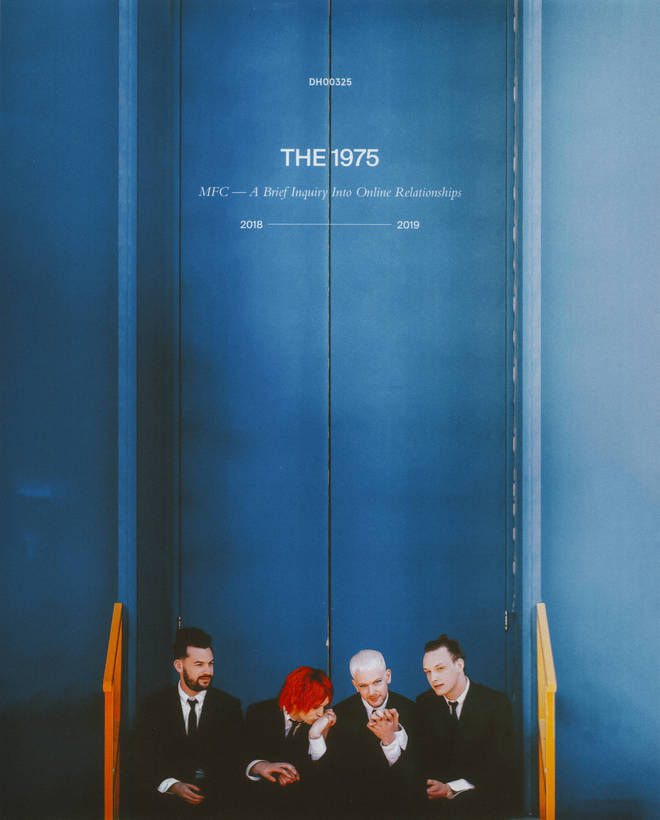 The 1975 - A Brief Enquiry Into Online Relationships Artwork
