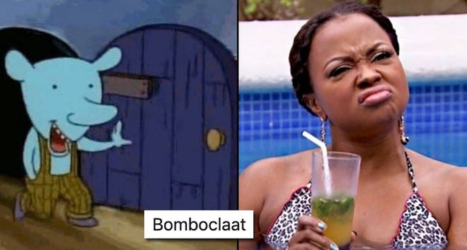 Winslow's seen enough meme, Phaedra Parks on The Real Housewives of Atlanta.