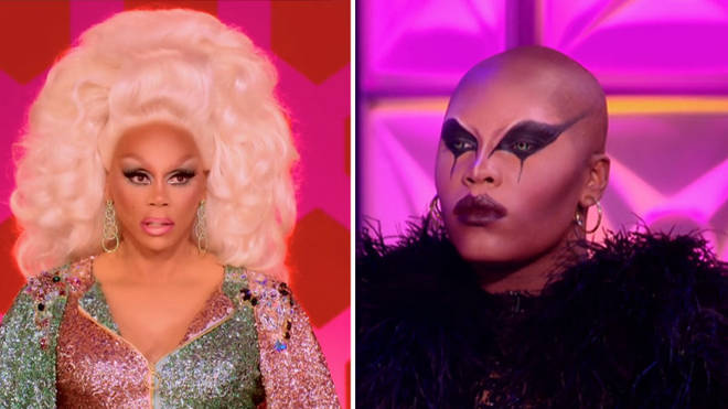 RuPaul and Asia O'Hara