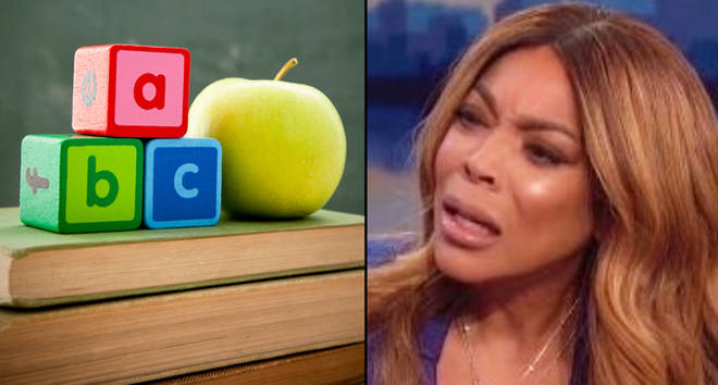 Alphabet blocks - stock photo, Wendy Williams.