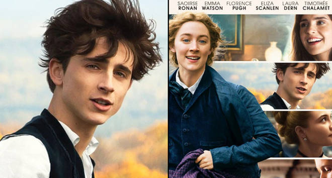 The New Little Women Movie Posters Are Being Savagely Roasted By The Internet Popbuzz