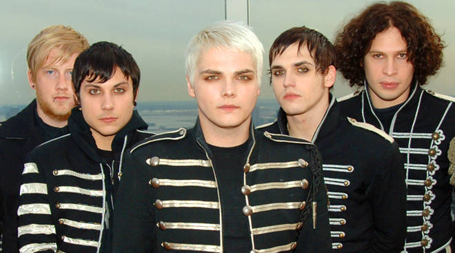 My Chemical Romance have officially reunited