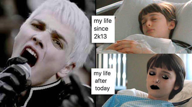 My Chemical Romance memes are going viral after the confirmed reunion