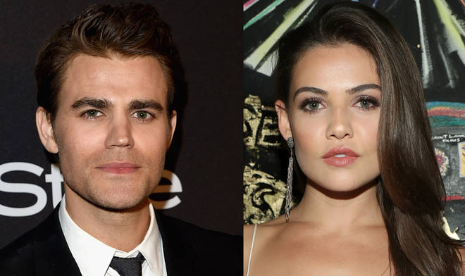 Paul Wesley Danielle Campbell