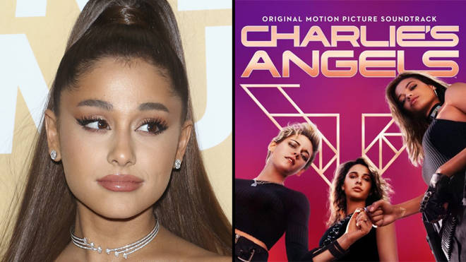 Ariana Grande called out for 'thanking' Dr. Luke on the Charlie's Angels soundtrack