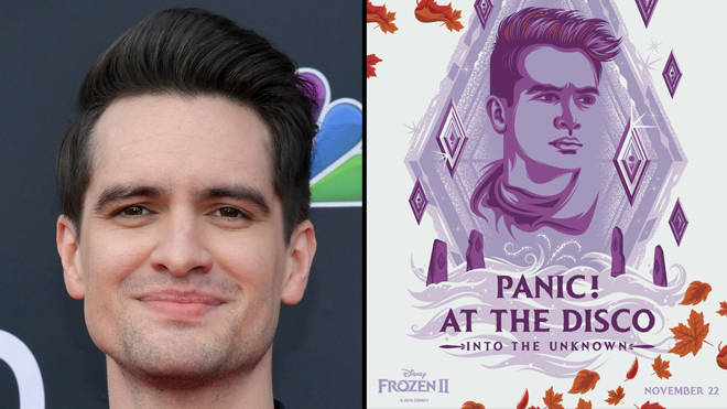 Panic! At The Disco release Into the Unknown from the Frozen 2 soundtrack