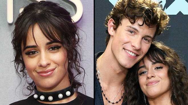 """Camila Cabello says dating Shawn Mendes was """"weird"""" at first"""