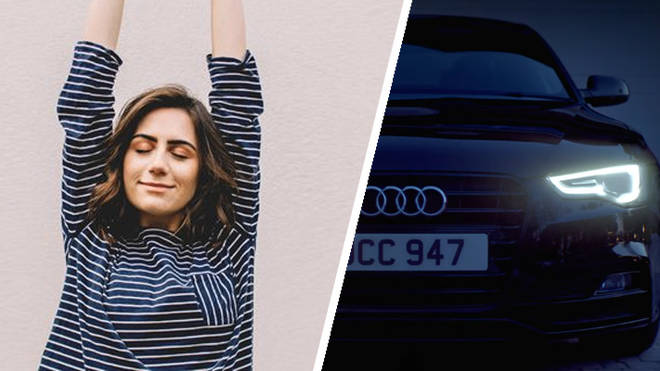 Dodie sings on the latest Audi advert