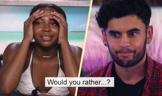 Love Island would you rather