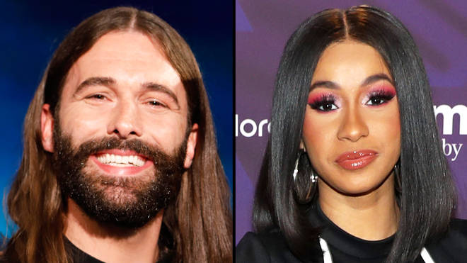 "Queer Eye&squot;s Jonathan Van Ness calls out Cardi B for ""hurtful"" AIDS comments"