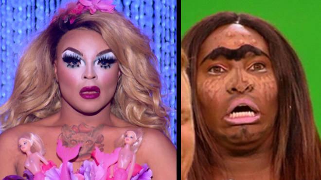 Miss Vanjie & Asia O'Hara RuPaul's Drag Race Season 10 Memes