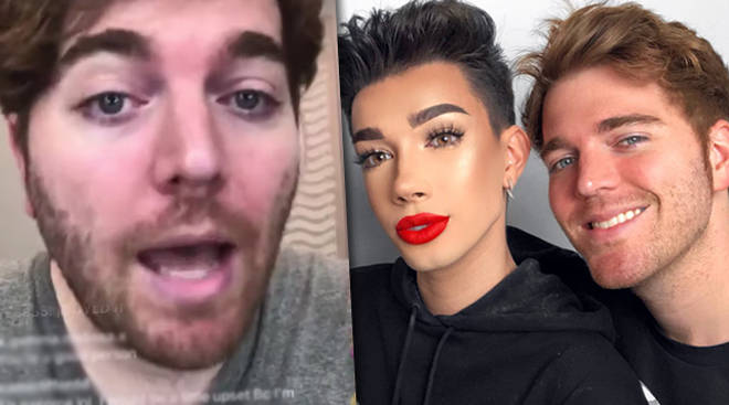 Shane Dawson explains why James Charles and Tati Westbrook's drama isn't in his docu-series