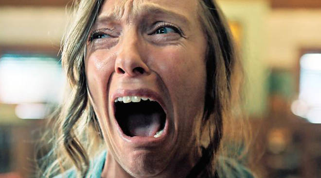 Toni Collette as Annie Graham in Hereditary