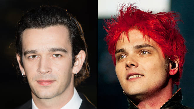 Matty Healy says he wants My Chemical Romance to collaborate with The 1975