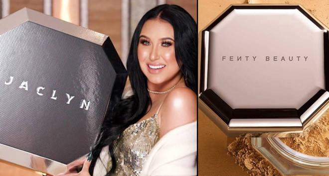 Jaclyn Hill Cosmetics, Fenty Beauty.