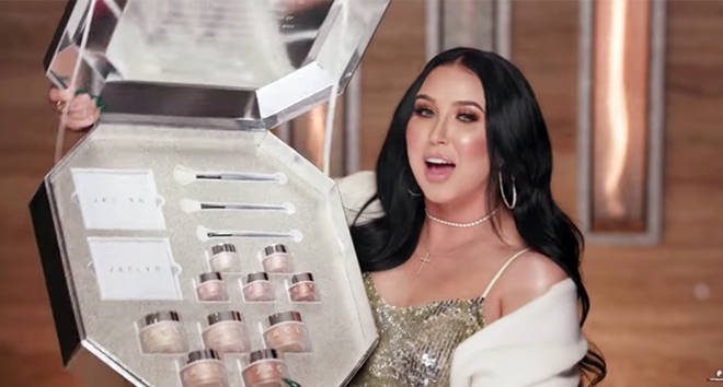 Jaclyn Hill Cosmetics.