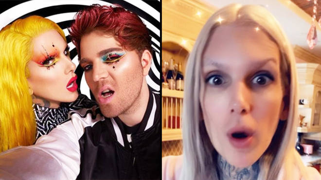 Jeffree Star explains why Shane Dawson collab orders still haven't arrived