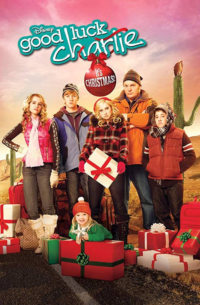 Good Luck Charlie: It's Christmas on DIsney+
