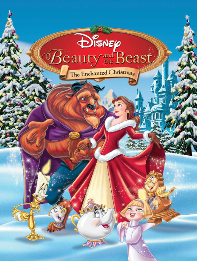 Beauty and the Beast: The Enchanted Christmas on Disney+