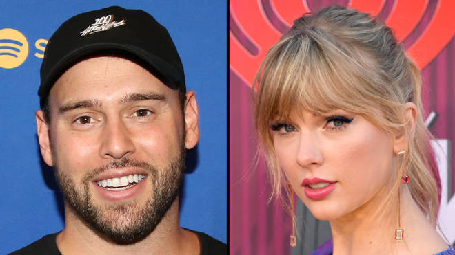 Scooter Braun claims Taylor Swift fans have sent his family death threats