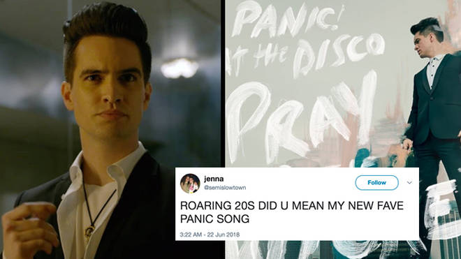 dd189ae4 Panic! At The Disco's New Song 'Roaring 20s' Has Everyone FREAKING ...