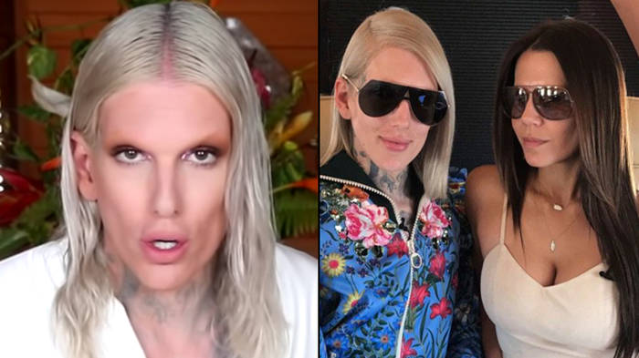 Jeffree Star says he's not on Tati Westbrook's PR list and everyone is shook