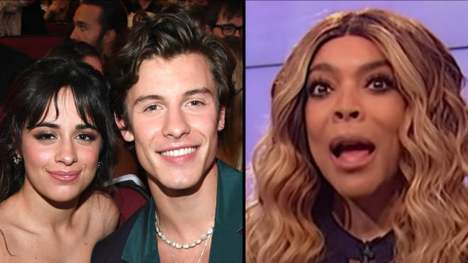 "Shawn Mendes and Camila Cabello fans call out Wendy Williams for ""disgusting"" comments"