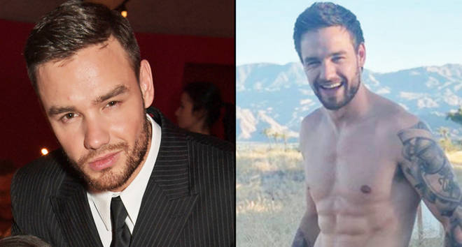 Liam Payne attend the gala dinner in honour of Edward Enninful, at Coachella.