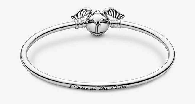 Harry Potter x Pandora Collection.