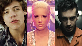 Harry Styles, Halsey and Tyler Joseph